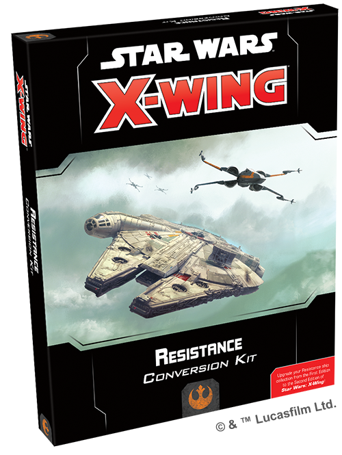 Star Wars: X-Wing - Resistance Conversion Kit