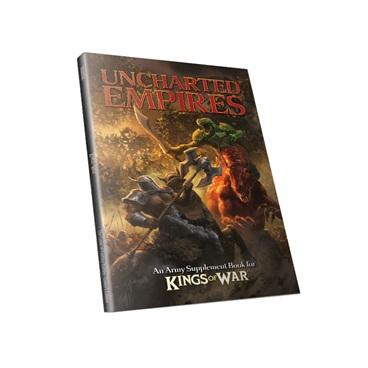 Książka Uncharted Empires