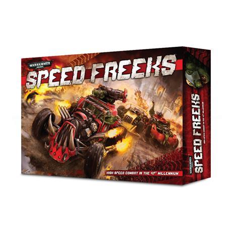 Speed Freeks Warhammer 40.000